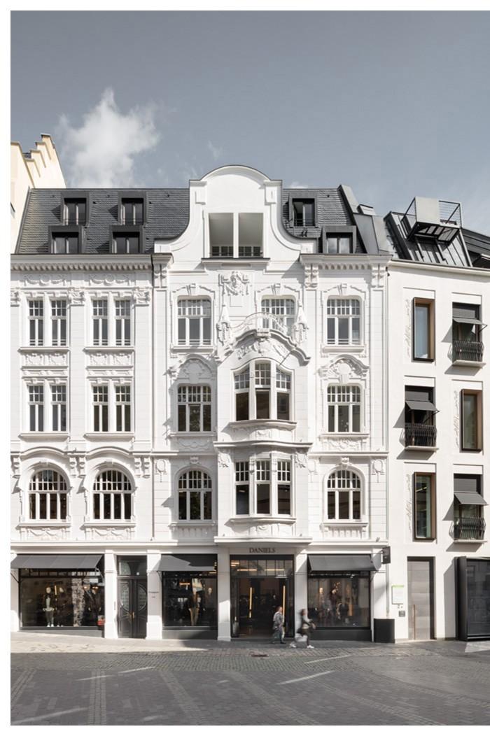 Haus Vitatstr in Bonn | Kröger-Daniels Architekten Köln