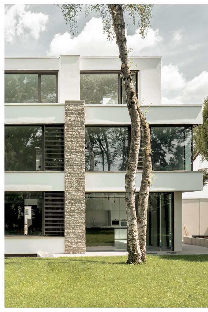Haus R. in Hamburg | Kröger-Daniels Architekten Köln